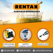 Rentax Alquiler de maquinaria
