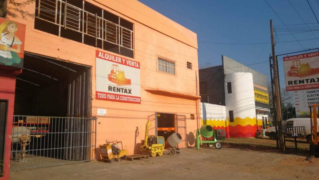 Rentax Maquinarias Luque