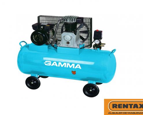Rentax Compresor de aire monofasico de 150 litros