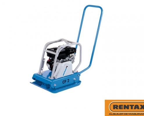 Rentax Plancha Vibradora Compactadora